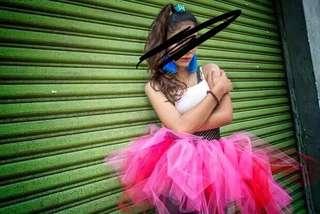 Tutu Skirt barbie