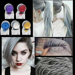 Pomade Colour viral !