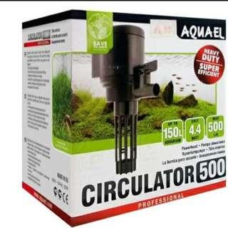 Aquael Circulator 500 Aquarium Powerhead Aerator