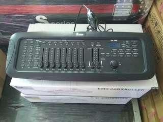 Mixer DMX 16 Ch