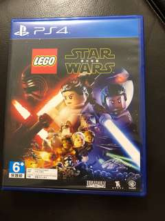 PS4 Star Wars Lego