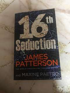 James Patterson 16th seduction