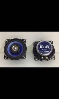 "Blue Power BP-G1010 4"" 2-way Speaker"