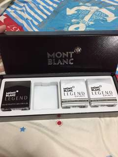 Mont Blanc Legend Miniature Perfume 4.5ml