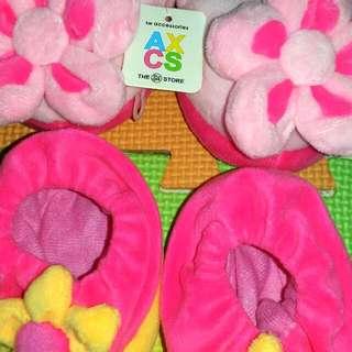 Baby soft sole slip wear
