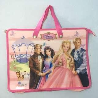 Princess pauper disney bag