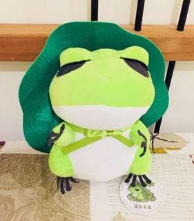 🚚 旅行青蛙-玩偶(夾娃娃機禮品)