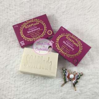 SOAPLADA SOAP Enhanced Fast Whitening with SPF20