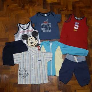 take all bundle for 18-24months baby boy