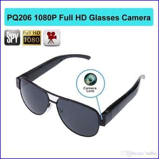 Sunglasses Spy Camera HD 1920*1080 Glasses Hidden Mini Camcorder DVR