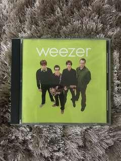 CD | Weezer | The Green Album