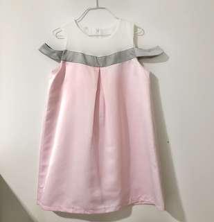 Korean A-line Dress