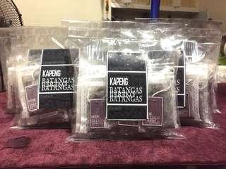 Kapeng Barako in Teabags