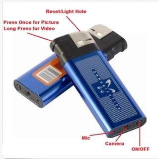 Lighter Hidden Spy Cam Camera DVR Voice Video Recorder
