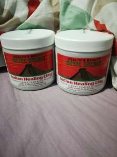 Authentic Indian Healing Clay