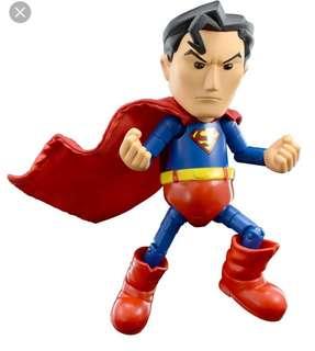 *clearance* Herocross Diecast Vintage Superman Brand New
