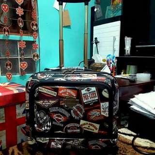Koper Bag Ori HarleyDavidson Travelling