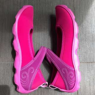 Crocs Mary Jane Jr Sz 4