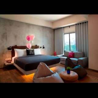 Voucher Hotel Moxy Bandung