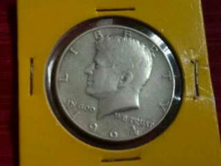 *Silver* USA Kennedy Half Dollar 1964