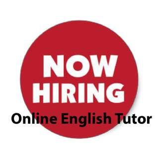 Looking for Part Time English Tutor