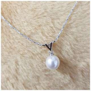 珍珠吊咀 淡水珍珠 珠寶首飾