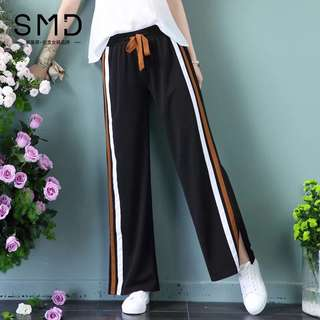 Sporty Loose Pant