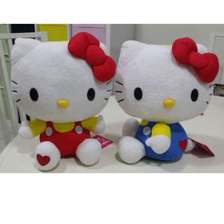 Limited edition HELLO KITTY display doll (SELLING IN PAIR)