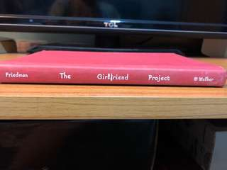 The Girlfriend Project by Robin Friedman (no sleeve)