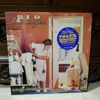 Lp...Vinyl...Reo speedwagon - Good Trouble