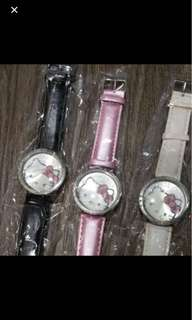 New: Hello Kitty Watches