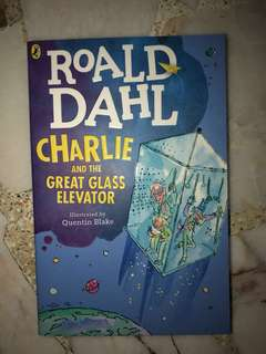 Charlie and great glass elevator