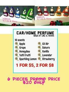 Home/Car Perfumes