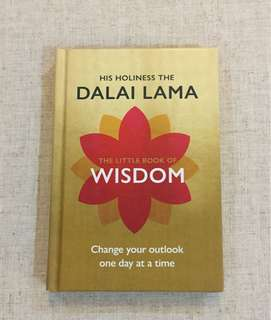 The Little Book of Wisdom- Dalai Lama