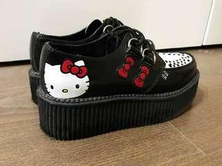 TUK x Hello Kitty Sneakers