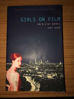 The A-List: Girls On Film by Zoey Dean