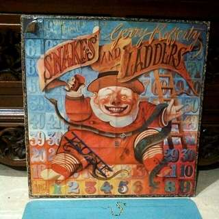 Lp...Vinyl...Snake And Ladder