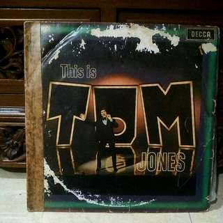 Lp...Vinyl..This Is Tom Jones