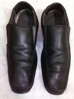 Sepatu kulit pantofel Pakalolo boots