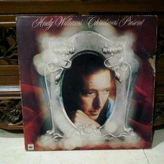 Lp...Vinyl...Andy Williams - Chirstmas Present