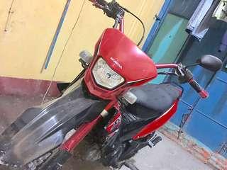 XRM125-2008 modified (Japan)