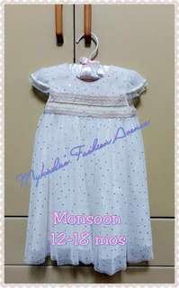 Monsoonformal Christening dress
