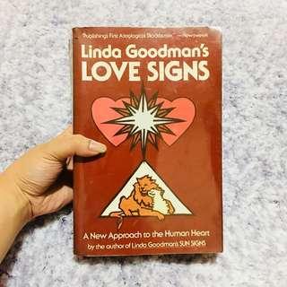 Love Signs by Linda Goodman