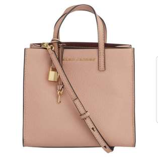Marc Jacobs The Grind Mini Ns Tote **Authentic, Preorders**
