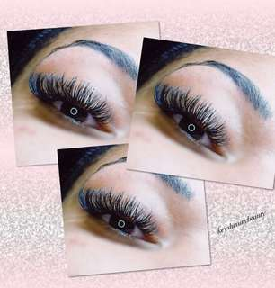 ‼️$60 EYELASH EXTENSIONS! PROM DISCOUNT‼️