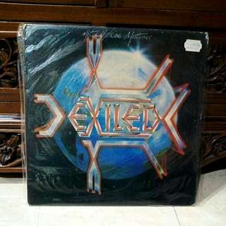 Lp...Vinyl..Exiled - Michell  Coe Mysteries