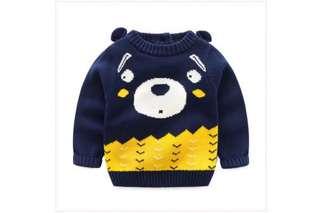 Little Bear 🐻 Pullover