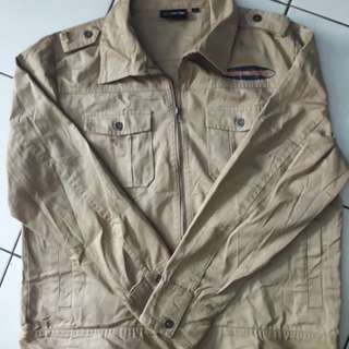 Loco style casual jacket