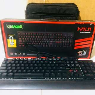 Redragon kala Mechanical Keyboard and Gaming mouse