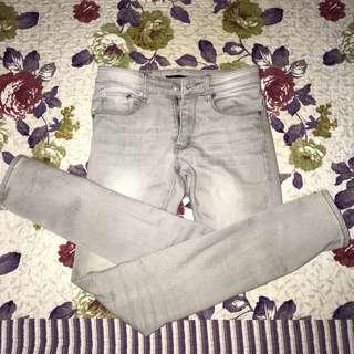 Electro denim lab skinny jeans